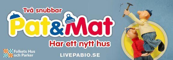 PAT & MAT HAR ETT NYTT HUS