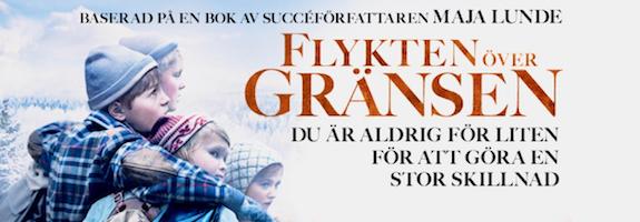 FLYKTEN ÖVER GRÄNSEN