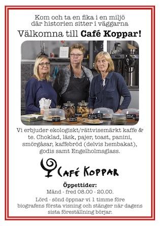 CAFE KOPPAR